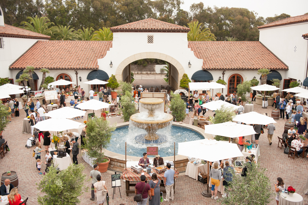 Bacara Food and Wine Santa Barbara Cultivate Events